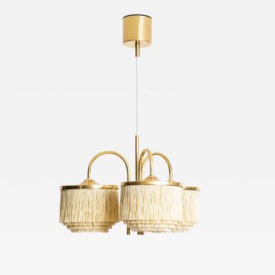 Hans Agne Jakobsson Ceiling Lamp Model T 608 Produced by Hans Agne Jakobsson AB