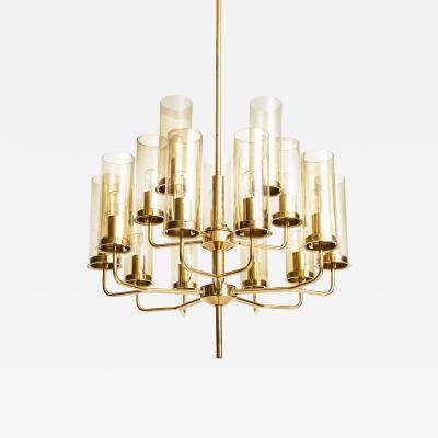 Hans Agne Jakobsson Ceiling lamp model T 434 15 Sonata designed by Hans Agne Jakobsson