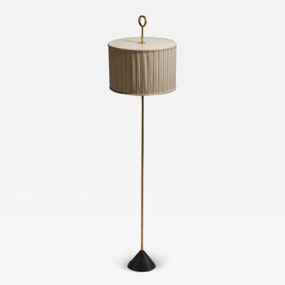 Hans Agne Jakobsson Floor Lamp G20 by Hans Agne Jakobsson Sweden 1950s