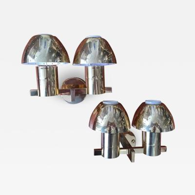 Hans Agne Jakobsson Pair of Wall Lights by Hans Agne Jakobsson