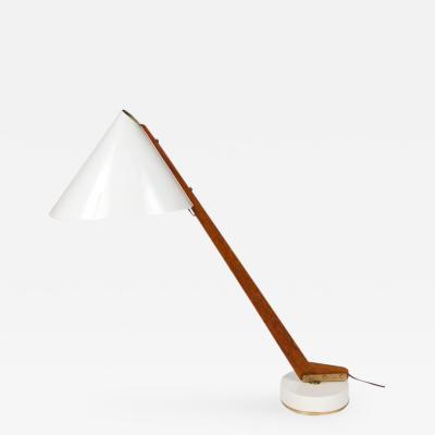 Hans Agne Jakobsson Swiveling Desk Lamp by Hans Agne Jakobsson for Markaryd
