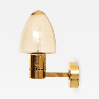 Hans Agne Jakobsson Wall Lamps Model V 220 Produced by Hans Agne Jakobsson AB