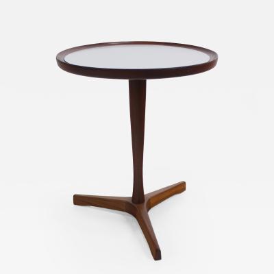 Hans Andersen Danish Modern Teak Sidetable Designed by Hans Andersen