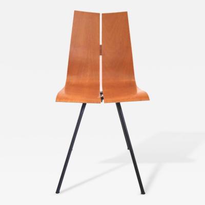 Hans Bellmann Hans Bellmann Manufacture Horgen Glarus Suite of 24 Chairs circa 1970