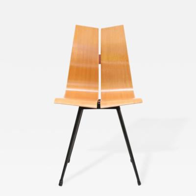 Hans Bellmann Plywood Chair by Hans Bellmann