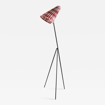 Hans Bergstr m Floor Lamp by Hans Bergstr m for Atelj Lyktan 1950s Sweden