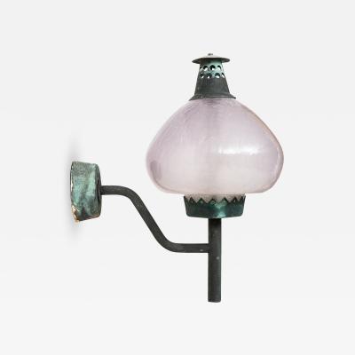 Hans Bergstr m HANS BERGSTR M S1591 WALL LAMPS