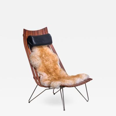 Hans Brattrud Hans Brattrud Scandia lounge chair for Hove Mobler