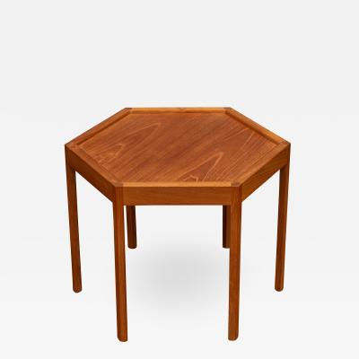 Hans C Andersen Scandinavian Modern Hans C Andersen Side Table for Artek
