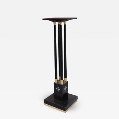 Hans Christiansen Vienna Secession Pedestal