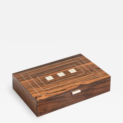 Hans Hansen Decorative Box Produced in Denmark