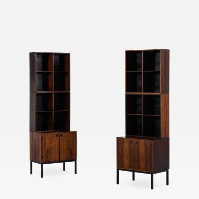 Hans Hove Palle Petersen Storage Units Bookcases Produced by Christian Linneberg
