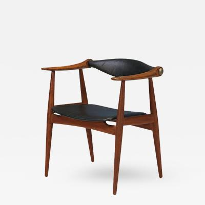 Hans J Wegner Carl Hansen CH 34 Arm Chair by Hans J Wegner