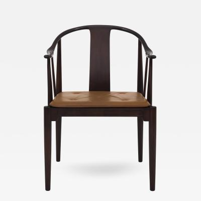 Hans J Wegner FH 4283 China Chair in Mahogany