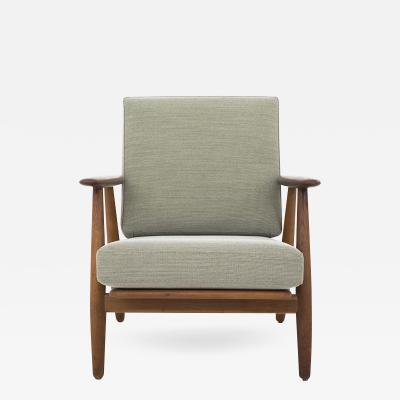 Hans J Wegner GE 240 Reupholstered The Cigar
