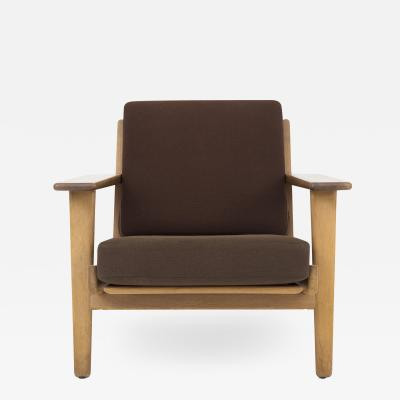 Hans J Wegner GE 290 Easy Chair in Oak