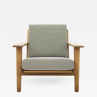 Hans J Wegner GE 290 Reupholstered Easy Chair