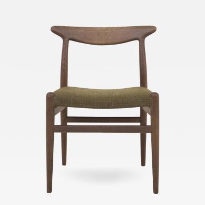 Hans J Wegner W2 Dining Chair