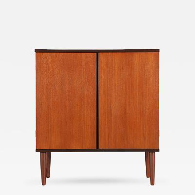 Hans Olsen Danish Modern Teak Cabinet by Hans Olsen