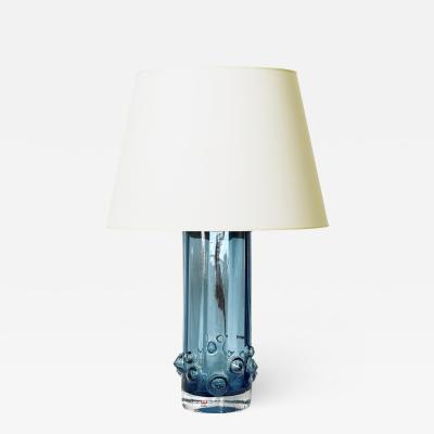 Hans Owe Sandberg Lamp in Artisanal Crystal by Hans Owe Sandeberg for Kosta
