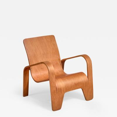 Hans Pieck LaWo chair by Han Pieck the Netherlands 1945