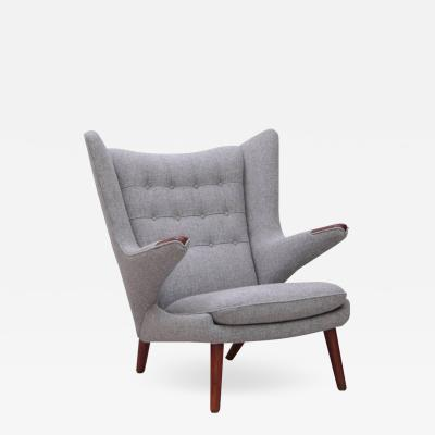Hans Wegner 1 of 2 Hans Wegner AP19 Papa Bear Chair for A P Stolen