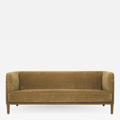 Hans Wegner 3 seater sofa in fabric