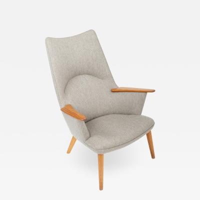 Hans Wegner AP 27 Lounge Chair by Hans J Wegner