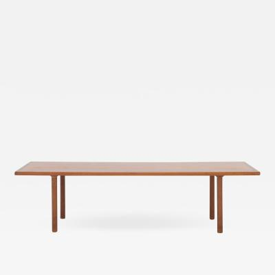 Hans Wegner AT 12 Coffee Table in Teak