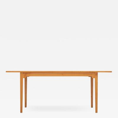 Hans Wegner Additional table in cherry