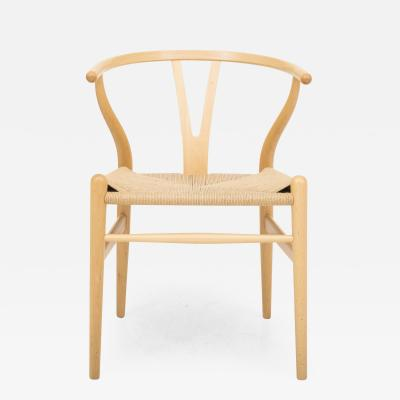 Hans Wegner CH 24 Y Chair in Beech