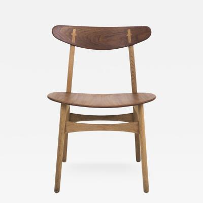 Hans Wegner CH 30 Chair in Teak and Oak