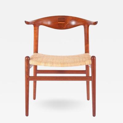 Hans Wegner Cow Horn Chair by Hans Wegner for Johannes Hansen