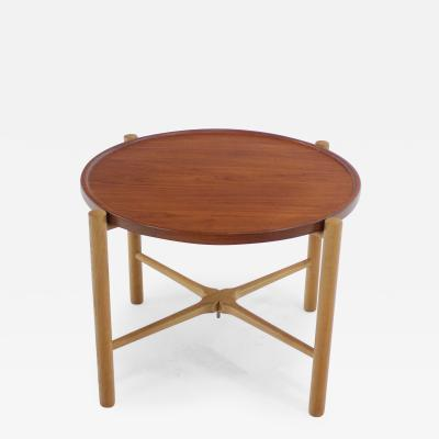 Hans Wegner Danish Modern Tray Table Designed by Hans Wegner