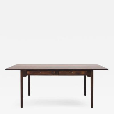 Hans Wegner Desk in Rosewood
