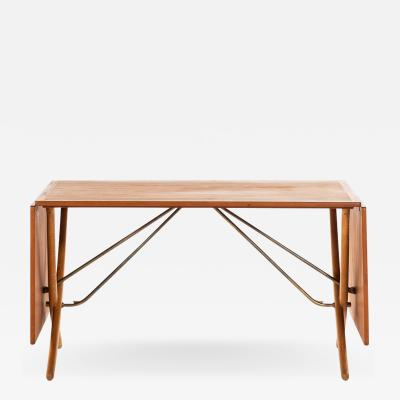 Hans Wegner Dining Table Model AT 304 Produced by Andreas Tuck