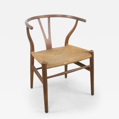 hans wegner early hans wegner ch24 wishbone chair