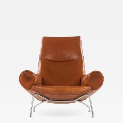 Hans Wegner Easy Chair Model AP47 Queen OX Produced by A P Stolen