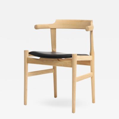 Hans Wegner Elbow Chair by Hans J Wegner