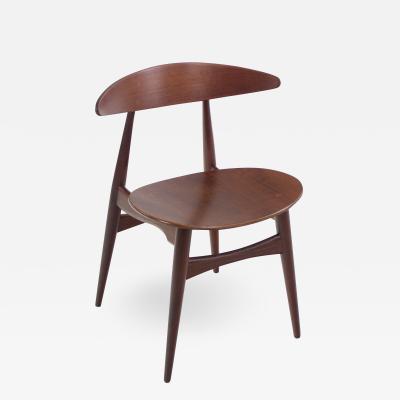 Hans Wegner Extremely Rare Scanidinavian Modern Chair Designed by Hans Wegner