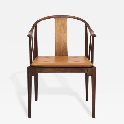 Hans Wegner FH 4283 China Chair in Rosewood