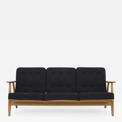 Hans Wegner GE 240 3 pers Cigar sofa
