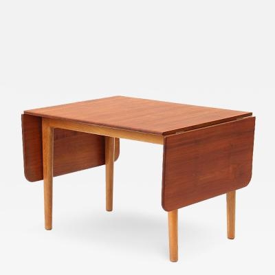 Hans Wegner HANS J WEGNER DROP LEAF TABLE