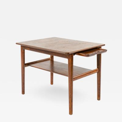Hans Wegner HANS J WEGNER TABLE WITH TRAY