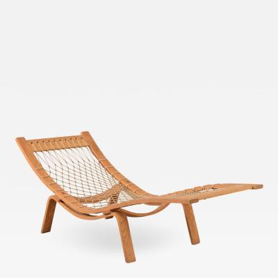 Hans Wegner Hammock chaise longue