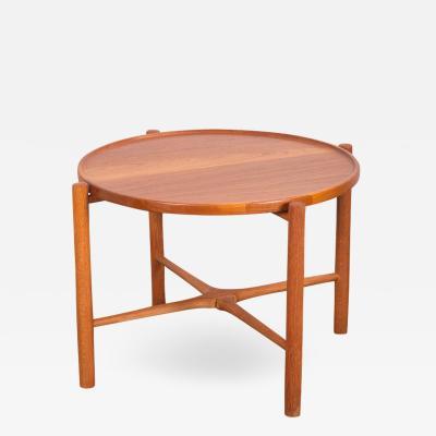 Hans Wegner Hans J Wegner AT 35 Folding Cocktail Table