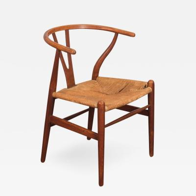 Hans Wegner Hans J Wegner CH 24 Wishbone Chair