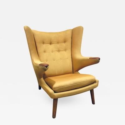 Hans Wegner Hans J Wegner Papa Bear Chair 1950s
