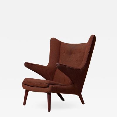 Hans Wegner Hans J Wegner Papa Bear Chair