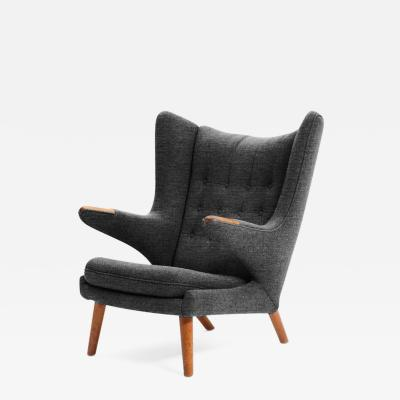 Hans Wegner Hans J Wegner Papa Bear Easy Chair